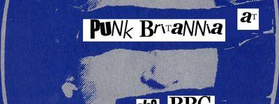 Punk Britannia at the BBC online