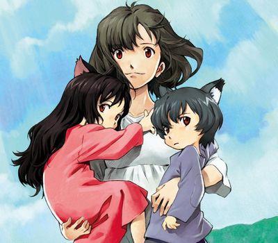 Wolf Children online