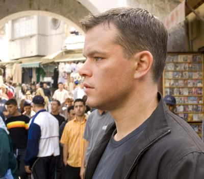 The Bourne Ultimatum online