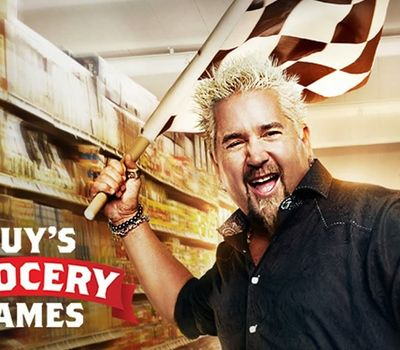 Guy's Grocery Games online