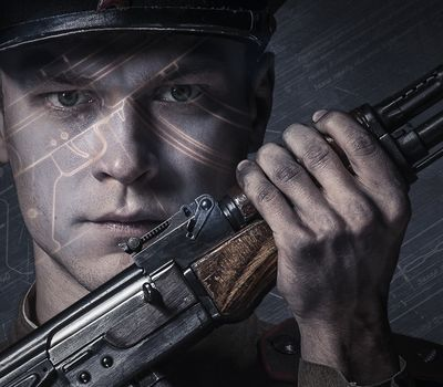 Kalashnikov AK-47 online