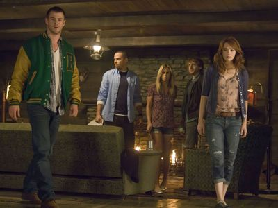 watch The Cabin in the Woods streaming