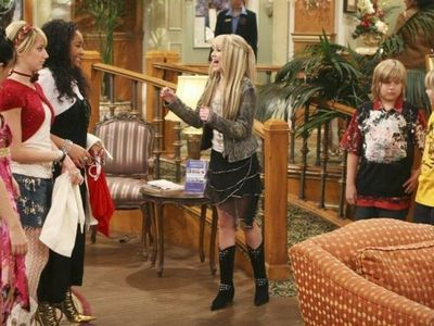 watch That's So Suite Life of Hannah Montana streaming