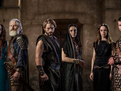 watch Troy: Fall of a City streaming