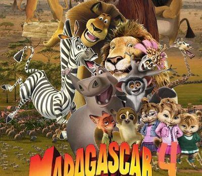 Madagascar 4 online