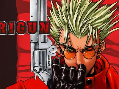 watch TRIGUN streaming