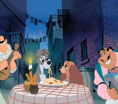 Lady and the Tramp online