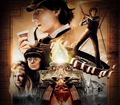Young Sherlock Holmes online