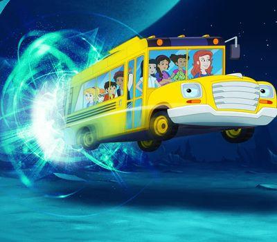 The Magic School Bus Rides Again online