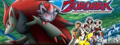 Pokémon : Zoroark, le Maître des Illusions online