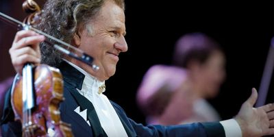 André Rieu - New Year's Concert from Sydney STREAMING