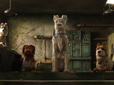 watch Isle of Dogs streaming