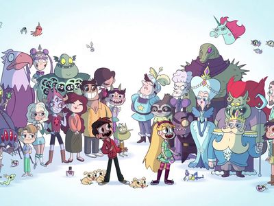 watch Star vs. the Forces of Evil streaming
