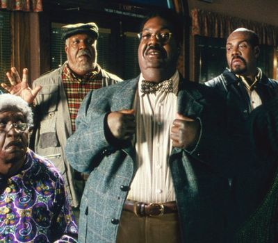 Nutty Professor II: The Klumps online