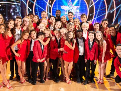 watch Dancing with the Stars: Juniors streaming