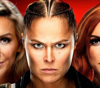 WWE WrestleMania 35 online