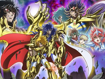 watch Saint Seiya Saintia Sho streaming