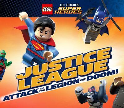 Lego DC Comics Super Heroes: Justice League  Attack of the Legion of Doom! online