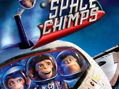 watch Space Chimps streaming