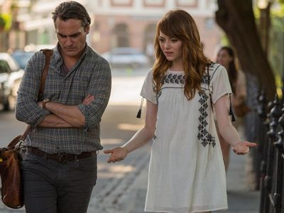 watch Irrational Man streaming