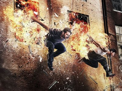 watch Brick Mansions streaming