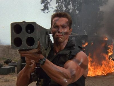 watch Commando streaming