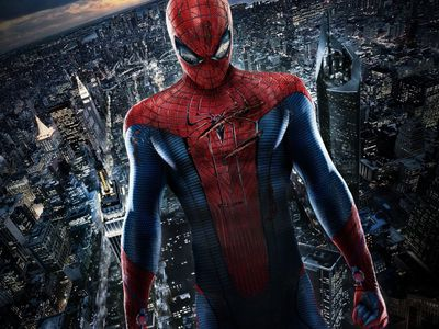 watch The Amazing Spider-Man streaming