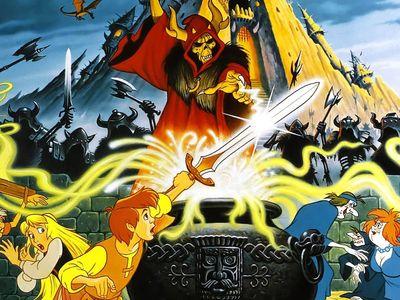 watch The Black Cauldron streaming