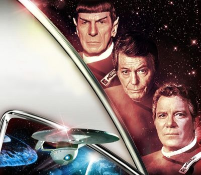 Star Trek VI: The Undiscovered Country online