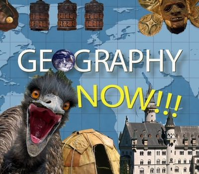 Geography Now online