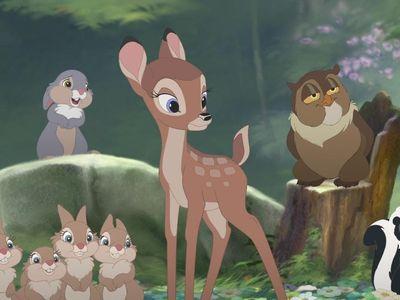 watch Bambi II streaming