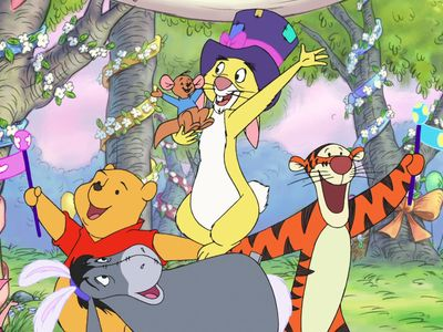 watch Winnie the Pooh: Springtime with Roo streaming