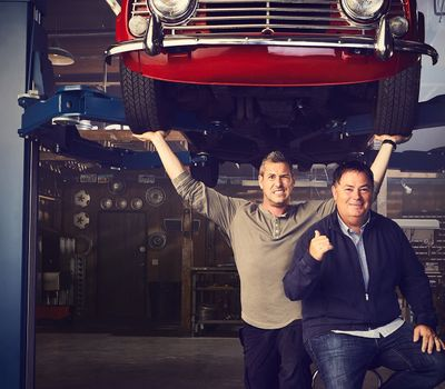Wheeler Dealers online