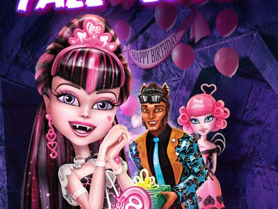 watch Monster High: Why Do Ghouls Fall in Love? streaming