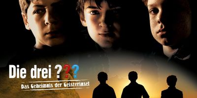 Les trois jeunes détectives - le secret de l'île aux fantômes STREAMING