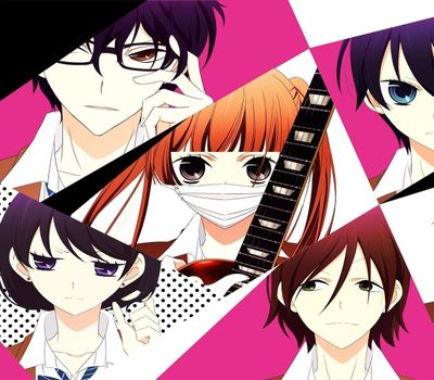 The Anonymous Noise online