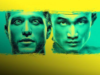 watch UFC Fight Night 180: Ortega vs. The Korean Zombie streaming