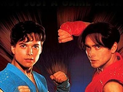 watch Double Dragon streaming