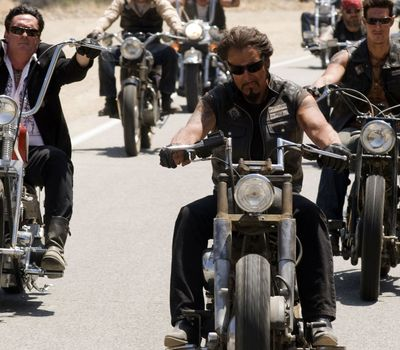 Hell Ride online