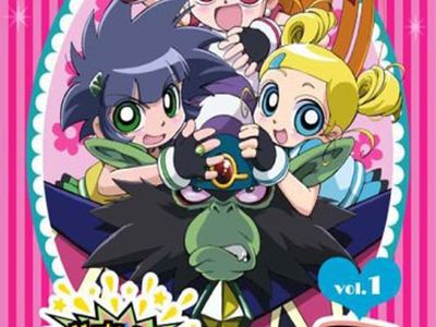 watch Powerpuff Girls Z streaming