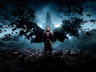 watch Dracula Untold streaming