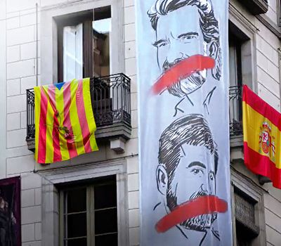 Two Catalonias online
