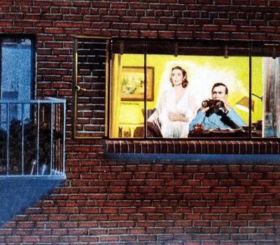Rear Window online
