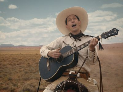 watch The Ballad of Buster Scruggs streaming