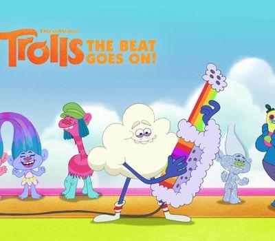 Trolls: The Beat Goes On! online