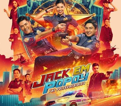 Jack Em Popoy: The Puliscredibles online