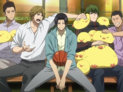 watch Kuroko no Basket Movie 3: Winter Cup Soushuuhen - Tobira no Mukou streaming