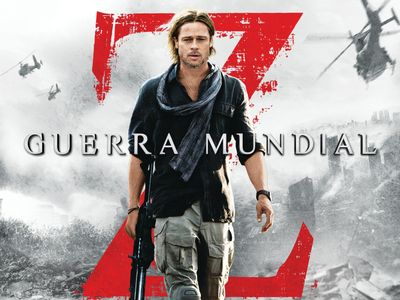 watch World War Z streaming
