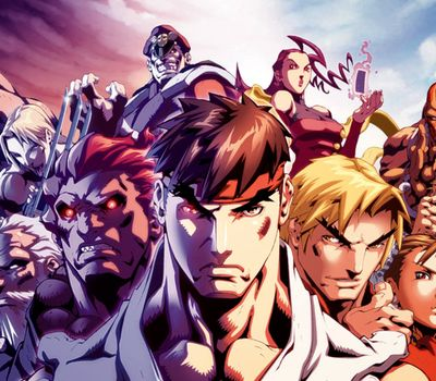 Street Fighter II: The Animated Movie online