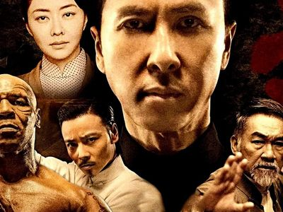 watch Ip Man 3 streaming